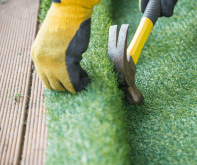 Signs it's Time to Schedule Indoor Turf Repair