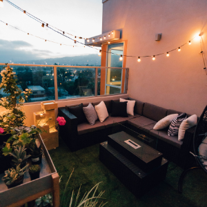 Why Revamp Your Balcony With a Synthetic Turf?